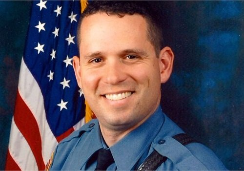 Millville (N.J.) Police Officer Christopher Reeves. Photo: MPD