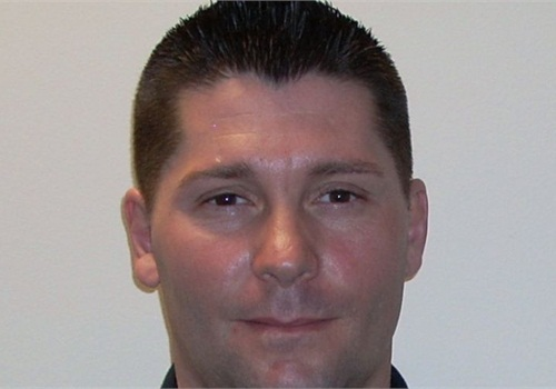 Deputy Ryan Tvelia was killed in a motorcycle accident early Tuesday. Photo: NCSO
