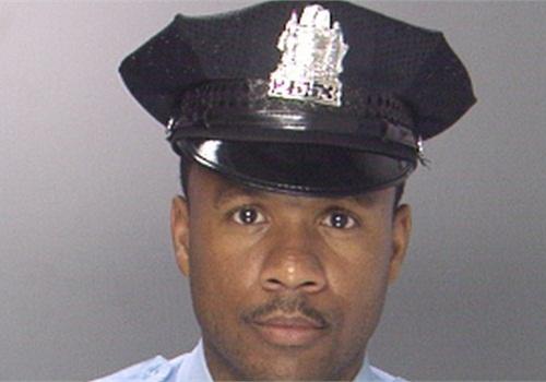 Philadelphia Police Officer Moses Walker, Jr. Photo: Philadelphia P.D.