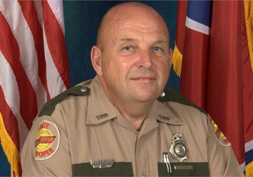 Tennessee Trooper Ronnie Hale. Photo: THP