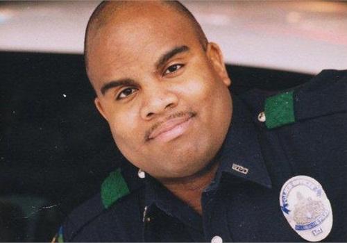 Waxahachie (Texas) P.D.'s Officer Josh Williams. Photo courtesy of WPD.