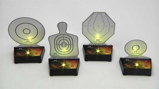 Photo: Laser Ammo