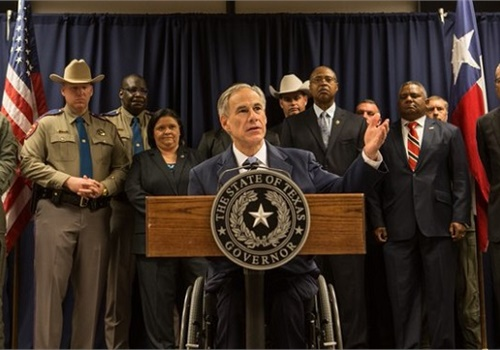 Photo: Texas Gov. Abbot's Office