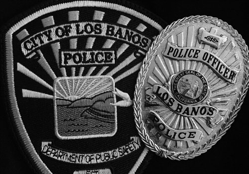 "A jury said the officer used ""unreasonable force"" in the 2013 incident in which Officer Jairo Acosta—with the Los Banos (CA) Police Department—responded to a call of domestic violence in which 80-year-old Tan Lam said his 43-year-old son had assaulted him. Image courtesy of Los Banos PD / Facebook."