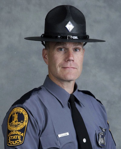Lt. H. Jay Cullen served in the Virginia State Police Aviation Unit since 1999. (Photo: VSP)