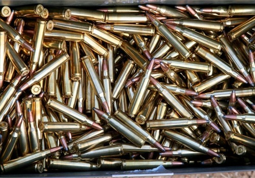 Newsom is pushing for background checks for the purchase of ammunition. (Photo: File)