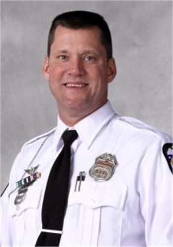 Columbus (OH) Police Officer Steven Smith died two days after he was shot in a barricade incident. (Photo: Columbus PD)