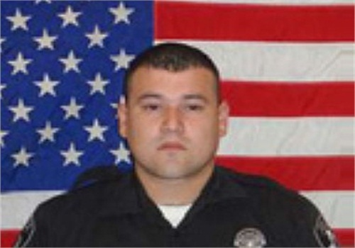 Officer Julian Pesina (Photo: Balcone Heights PD)