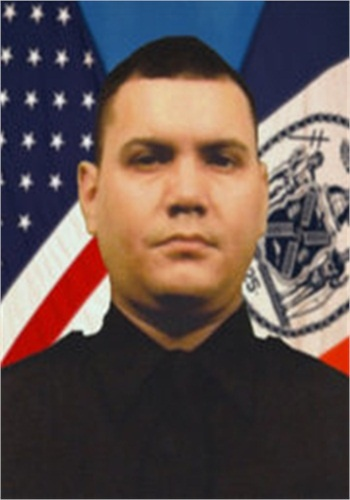 NYPD Officer Dennis Guerra died from injuries incurred in the 2014 high-rise fire. (Photo: NYPD)