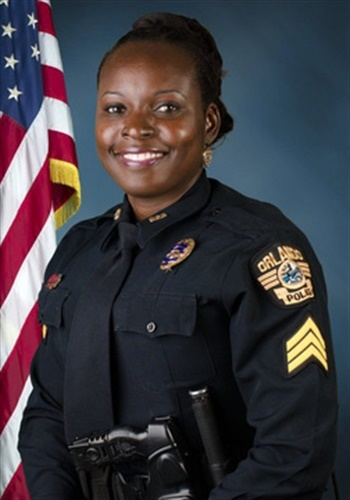 Investigators say Orlando Police Lt. Debra Clayton was killed in January by Markeith Loyd. (Photo: Orlando PD)