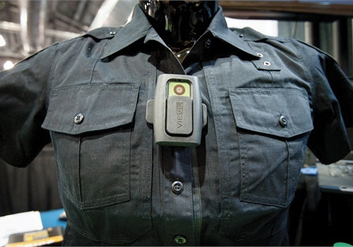 A Vievu LE3 body-worn camera. (Photo: File Photo)