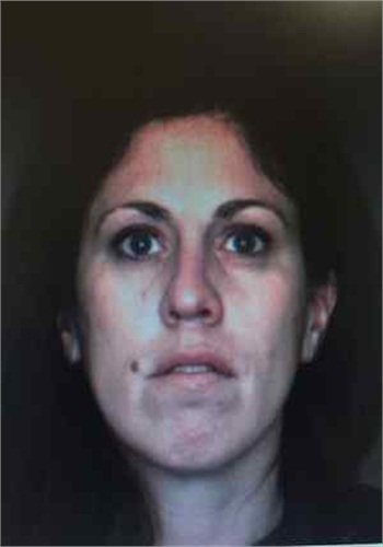 Sarah Stewart pleaded guilty to resisting an executive officer by means of threats and violence. (Photo: San Bernardino County Sheriff's Office)