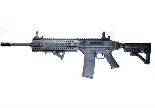 MasterPiece Arms Introduces MPAR 556 Rifle - Weapons