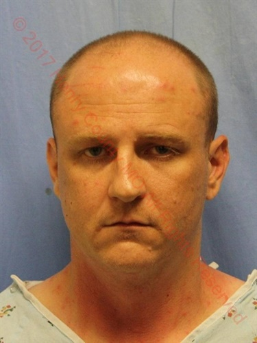 Ian McCarthy is charged with first-degree murder in the shooting of a Clinton, MO, police officer. (Photo: Henry County SO)