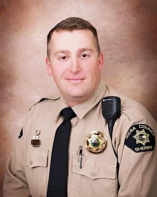 Dep. Derek Geer (Photo: Mesa County Sheriff's Office)