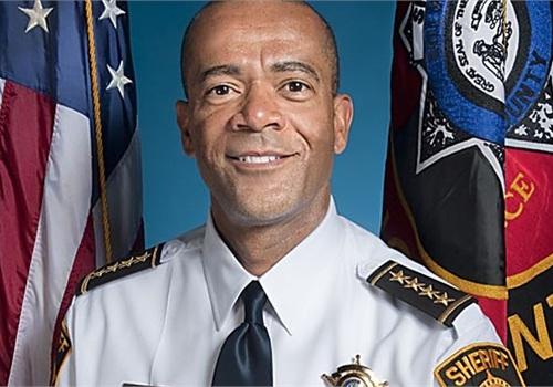 Milwaukee County (Wis.) Sheriff David Clarke, Jr. Photo: MCSO.