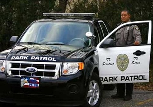 Photo via Minneapolis Park Police.