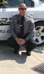Deputy Christian McClintick (Photo: Mitchell County Sheriff's Office/Facebook)