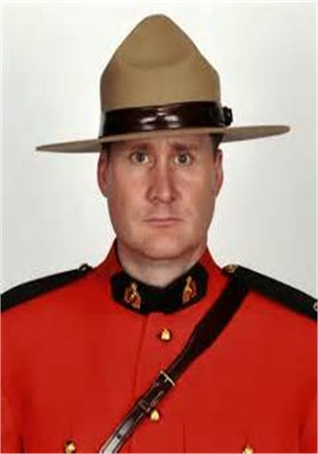 Constable David Wynn (Photo: RCMP)