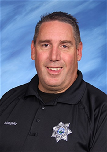 Deputy Dan Sperry of the Bonneville County (ID) Sheriff's Office was named National School Resource Officer of the Year by NASRO.