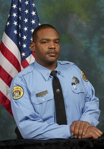 Officer Daryle Holloway (Photo: New Orleans PD)
