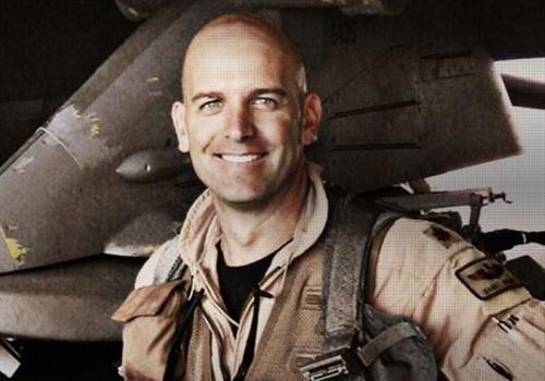 Major Dan Rooney (Photo: NTOA)