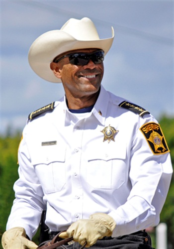 Sheriff David A. Clarke Jr. of Milwaukee County, Wis., will be the keynote speaker at the NTOA 2015 Tactical Conference Awards Banquet. (Photo: NTOA)