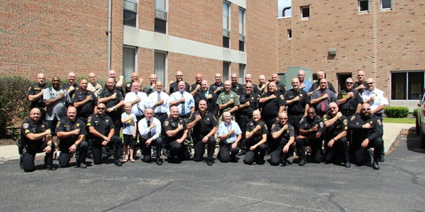 Photo: Cattaraugus County (N.Y.) Sheriff's Office
