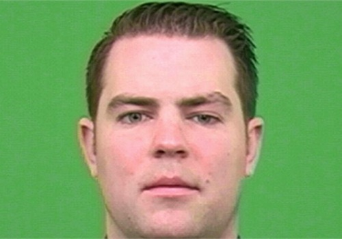 Officer Kevin Brennan. Photo: NYPD