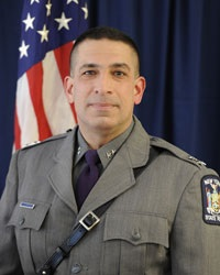 Joseph D'Amico tendered his resignation as superintendent of the New York State Police. (Photo: New York State Police)