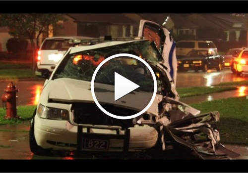 Video: Ohio Police Release Dash Cam From Officer's Fatal