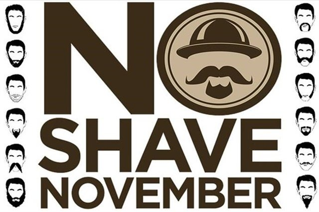 The Ashland (KY) Police Department is participating in No Shave November. Photo: Ashland PD / Facebook