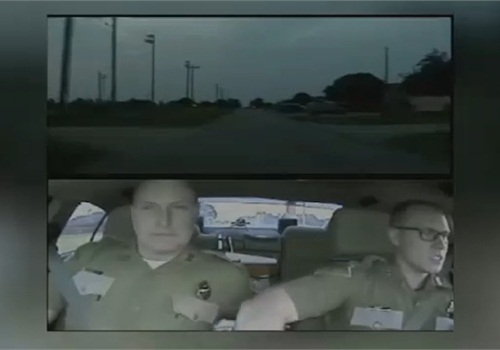 Video: Oklahoma Troopers Shoot Man at End of High-Speed