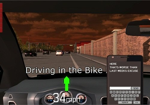 Photo: Virtual Driver Interactive
