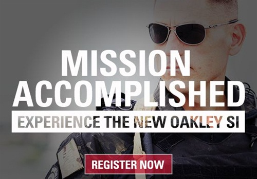 39f9fb3b9a0 Oakley Standard Issue Launches New Website - Patrol - POLICE Magazine