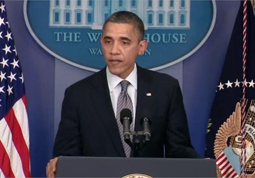 Screenshot via White House.