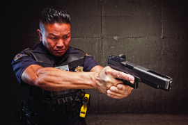 Houston PD Permits Officers to Use Pistol Optics