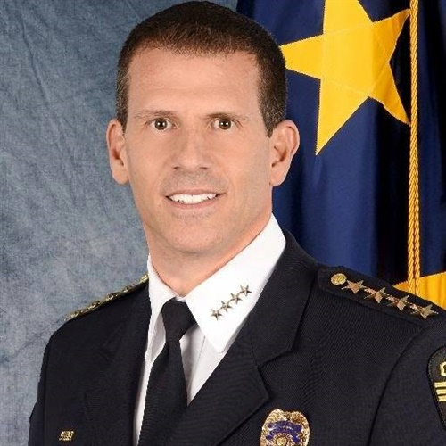 Orlando Police Chief John Mina (Photo: Orlando PD)