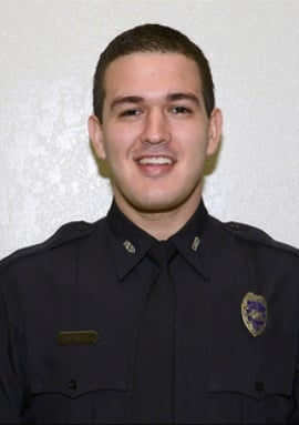 Orlando Police Officer Kevin Valencia remains in critical condition after being shot Sunday by a gunman who killed four children during a 20-hour standoff.