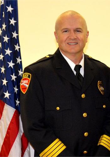 Capt. Tom Rousset (Photo: Ozark (Mo.) PD)