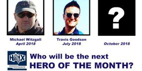 Do You Know the Next HAIX Hero of the Month?