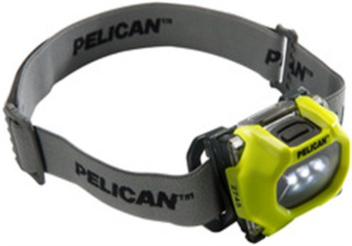 Pelican's 2745 LED Headlight Photo: Pelican