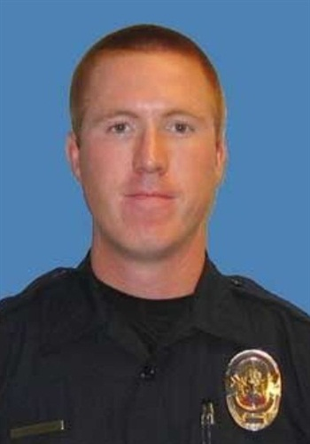 Officer Travis Murphy was killed in 2010. (Photo: Phoenix Police Department)