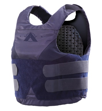 Elite concealable body armor carrier for women (Photo: Point Blank Enterprises)