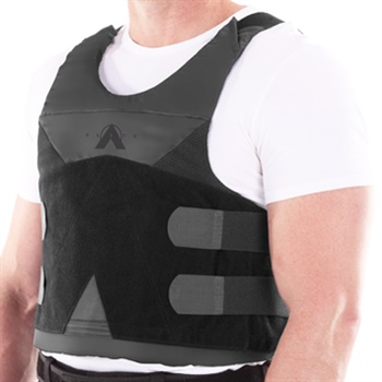 Point Blank Elite concealable body armor carrier for men (Photo: Point Blank Enterprises)