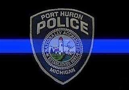 Clyde Township (MI) Police are investigating a shooting at an apartment building that left a Port Huron Police Department lieutenant dead.
