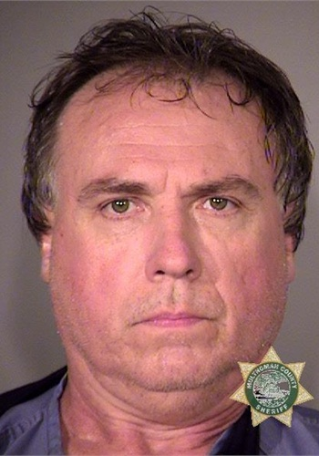 David Ellis, jail booking photo (Photo: Multnomah County Sheriff's Office)