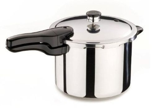 A six-quart pressure cooker can function as a housing for an IED.