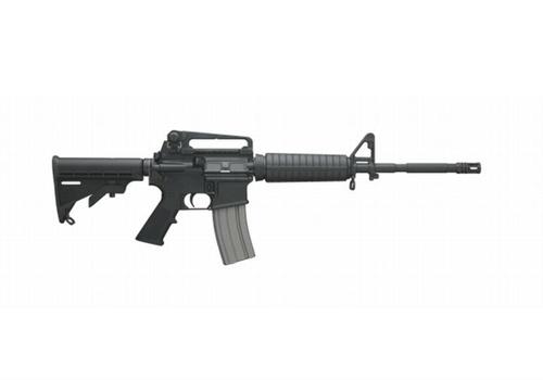 The Bushmaster Patrolman's Carbine XM15, chambered in .223. Photo: Bushmaster.