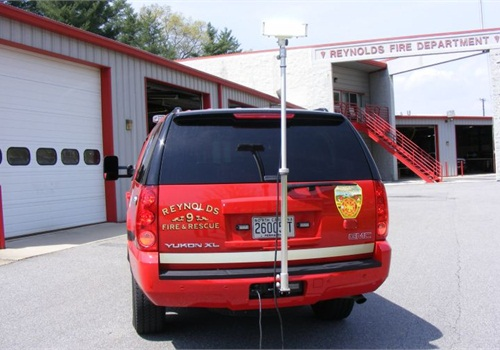 Photo: Traffic Safety System